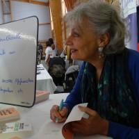 Université des cheveux blancs: À la rencontre d'une écrivaine-voyageuse!