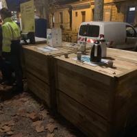 Installation de composteurs grâce au budget participatif!