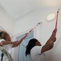 """""""Le peintre est une femme"""" : des photos anti-clichés!"""